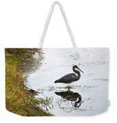 Reflecting Weekender Tote Bag