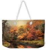 Reflections Of October Weekender Tote Bag