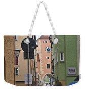 Regensburg Germany Weekender Tote Bag