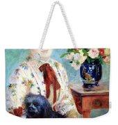 Renoir's Mlle Charlotte Berthier Weekender Tote Bag