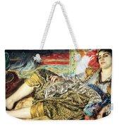 Renoir's Odalisque Weekender Tote Bag