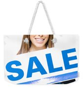 Retail Sale Weekender Tote Bag