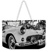 Retro Car Weekender Tote Bag
