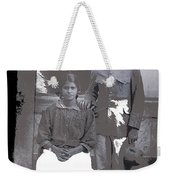 Revolutionary Couple In Studio Unknown Location 1915-1920-2014 Weekender Tote Bag