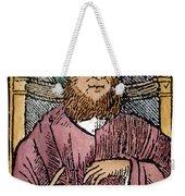 Rhazes (850-923) Weekender Tote Bag