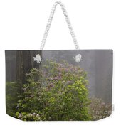 Rhododendron In Del Norte State Park, Ca Weekender Tote Bag