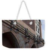 Riga Old City Walls Weekender Tote Bag