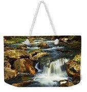 River Rapids Weekender Tote Bag by Elena Elisseeva