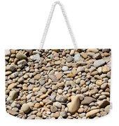 River Rocks Pebbles Weekender Tote Bag