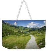 Road In The Mountains Weekender Tote Bag