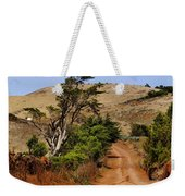 Road On Hierro Weekender Tote Bag