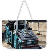 Road Roller Weekender Tote Bag