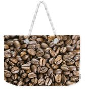 Roasted Coffee Beans Weekender Tote Bag