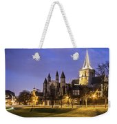Rochester Cathedral Weekender Tote Bag