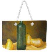 Roman Table Weekender Tote Bag