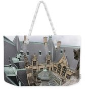Roof Of Biltmore Estate Weekender Tote Bag