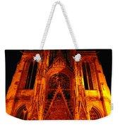 Rouen Church Weekender Tote Bag