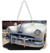 Route 66 - Classic Car Weekender Tote Bag