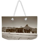 Route 66 - Cool Springs Camp Weekender Tote Bag