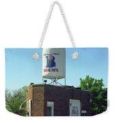 Route 66 - Giant Milk Bottle Weekender Tote Bag