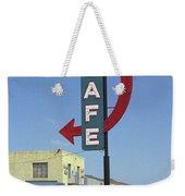 Route 66 - Grants Cafe Weekender Tote Bag