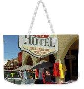 Route 66 - Oatman Arizona Weekender Tote Bag
