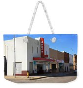 Route 66 - Odeon Theater Weekender Tote Bag