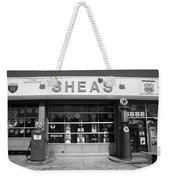 Route 66 - Shea's Filling Station Weekender Tote Bag