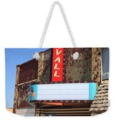 Route 66 - Stovall Theater Weekender Tote Bag