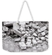 Rubble Weekender Tote Bag