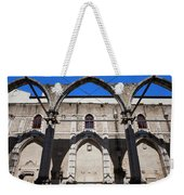 Ruins Of Carmo Convent In Lisbon Weekender Tote Bag