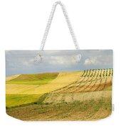 Rural Fields Weekender Tote Bag