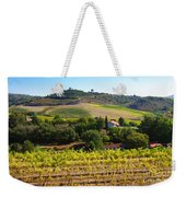 Rural Landscape Weekender Tote Bag