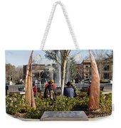 Rustic Embrace  Weekender Tote Bag