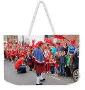 Rye Town Crier Weekender Tote Bag