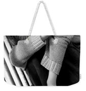 Sadness Weekender Tote Bag by Michal Bednarek