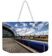 Sage Gateshead And Newcastle Skyline Weekender Tote Bag