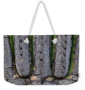 Saguaro Cactus Close-up Weekender Tote Bag