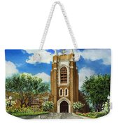 Saint Andrews Episcopal Church Bryan Texas Weekender Tote Bag