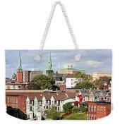 Saint John New Brunswick Weekender Tote Bag