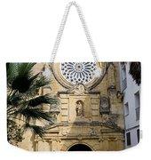 Saint Paul Church In Cordoba Weekender Tote Bag