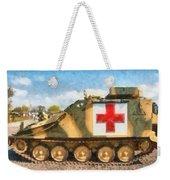 Samaritan Ambulance Weekender Tote Bag