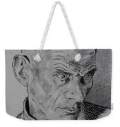 Samuel Beckett Weekender Tote Bag