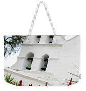 San Diego Mission Weekender Tote Bag