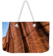 Sandstone Varnish Cliff - Coyote Gulch - Utah Weekender Tote Bag