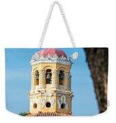 Santa Barbara Church Weekender Tote Bag