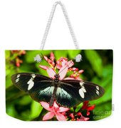 Sapho Longwing Butterfly Weekender Tote Bag