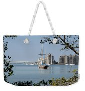 Sarasota Bay  Weekender Tote Bag