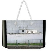 Scene From A Train In Chinas Southern Weekender Tote Bag