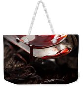 Scene Of The Crime Weekender Tote Bag by Edward Fielding